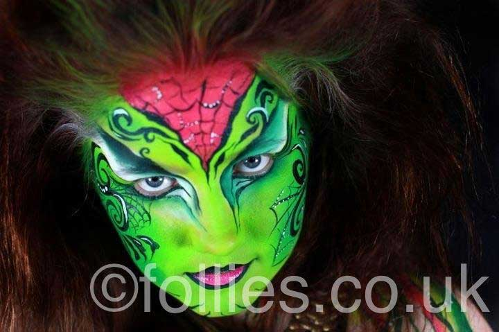 Advanced Face Painting by Follies