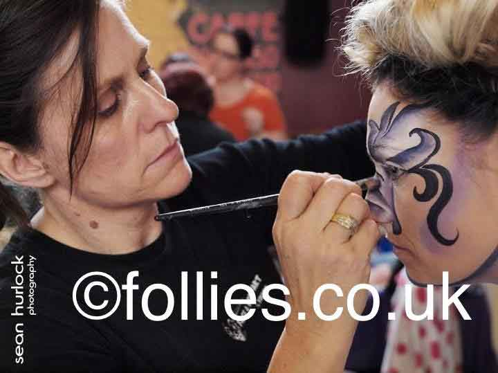 Learn to Face Paint in 7 Days