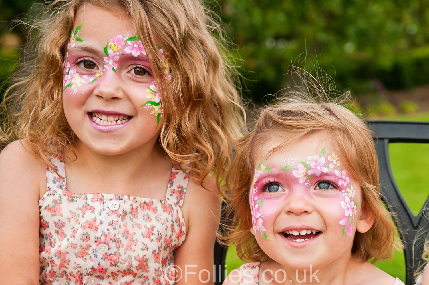 Childrens Face Painting | Follies Face & Body Art