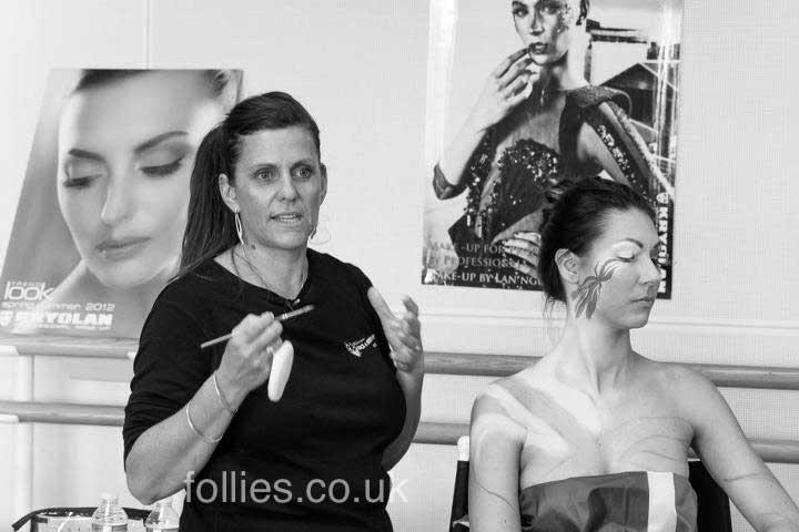 make up tutorial follies liz bylett